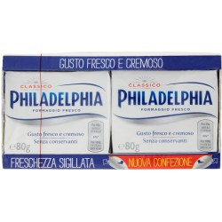 Philadelphia x 2 kraft