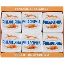 Philadelphia kraft salmone gr.150