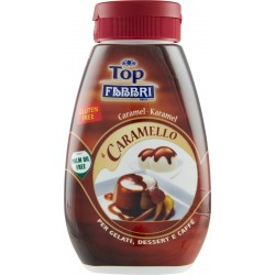 Fabbri mini topping caramello - gr.225