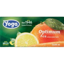 Yoga optimum succo ace cl.20 x3
