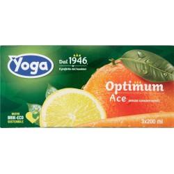 Yoga optimum succo ace cl.20 x3