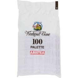 Aristea Weekend Time Palette Trasparenti caffè 100 pz