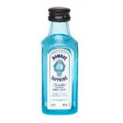 Bombay gin mignon cl.5