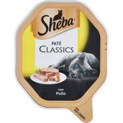 Sheba pate pollo - gr.85