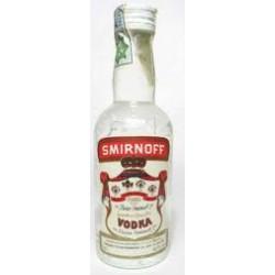 Smirnoff vodka mignon cl.5