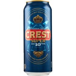 Crest super birra cl.50 latt