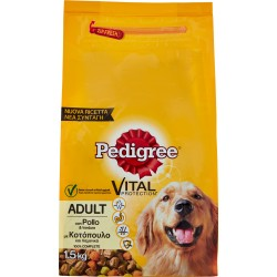 Pedigree Vital Protection Adult con Pollo & Verdure 1,5 kg