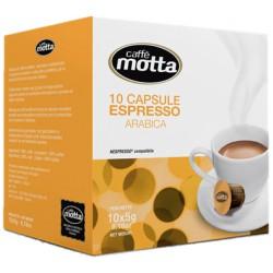 Motta caffe cialde arabica x10