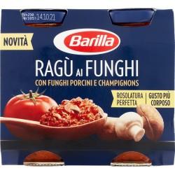 Barilla Ragù ai Funghi 2x180 gr.