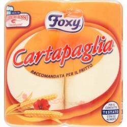Foxy cartapaglia cucina x2