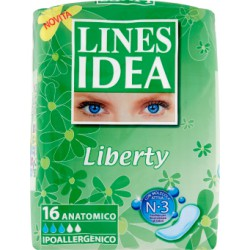 Lines idea liberty anat. x16