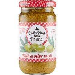 Le conserve della Nonna patè olive verdi - gr.190