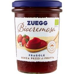 Zuegg confettura bio cremosa fragole gr.250