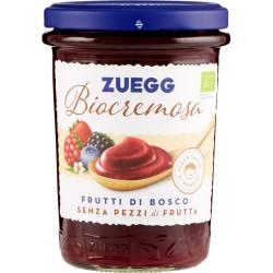 Zuegg confettura bio cremosa frutti di bosco gr.250
