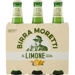 Moretti radler birra cl.33 cluster x3