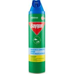 Baygon mosche/zanzare blu - ml.400