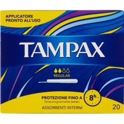 Tampax regular x 20