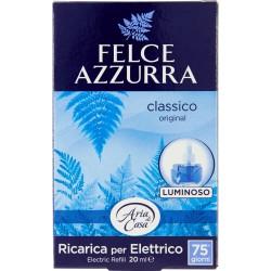 Felce Azzurra elettric ricarica classic