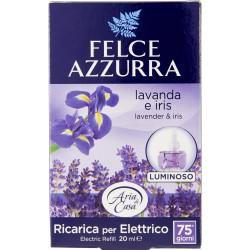 Felce Azzurra Aria di Casa Ricarica per Elettrico lavanda e iris 20 ml.
