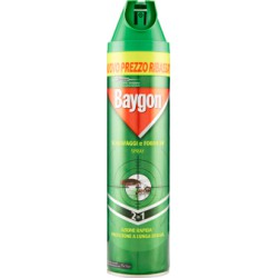 Baygon scar./form. spray - ml.400
