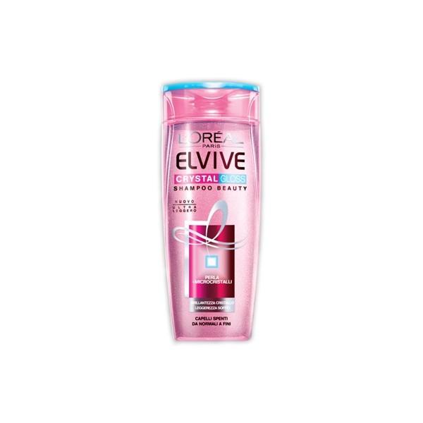 Elvive shampoo crystal gloss - ml.200