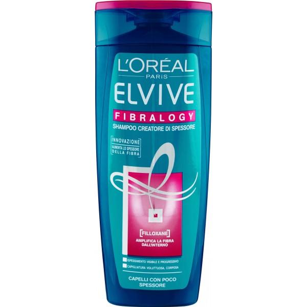 Elvive shampoo fibralogy - ml.250