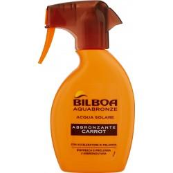 Bilboa Aquabronze Acqua Solare Abbronzante Carrot 250 ml.