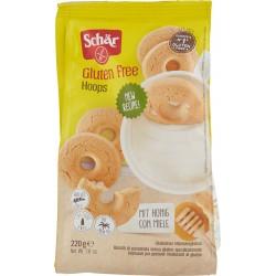 Schar biscotti hoops senza glutine gr.220