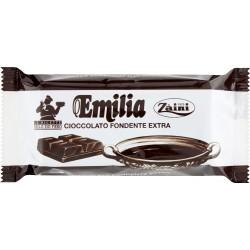 Zàini Emilia Cioccolato Fondente Extra 200 gr.
