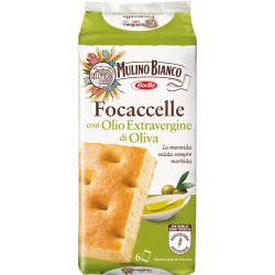 Mulino Bianco focaccelle olio extra - gr.210