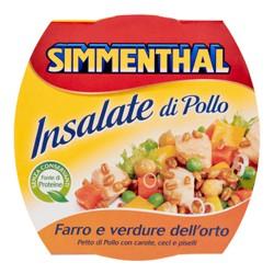 Le gustose farro/verdure Simmenthal - gr.160