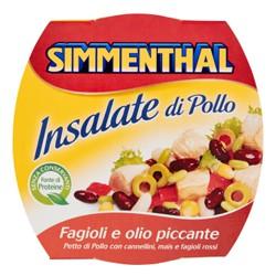 Le gustose piccante simmenthal - gr.160