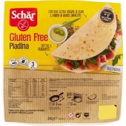 Schär Piadina 3 x 80 gr. senza glutine