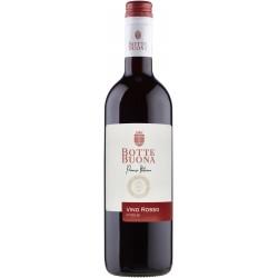 Bottebuona vino italia rosso cl.75