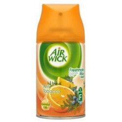 Air wick fresh. ricarica anti tabacco ml.250
