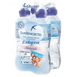 S.benedetto acqua libera cl.50 cluster x4