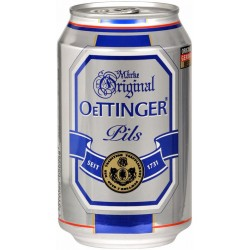 Birra oettinger lattina cl.33