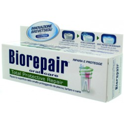 Biorepair dentifricio total - ml.75