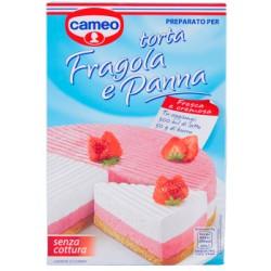 Cameo pane. torta fragola/panna fresca
