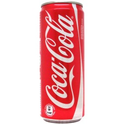 Cocacola lattina sleek  import  cl.33
