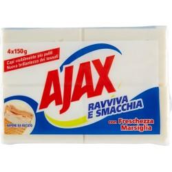 Ajax sapone bucato - gr.150 x4