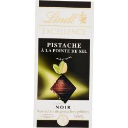 Lindt Excellence Pistache à la Pointe de Sel 100 gr.