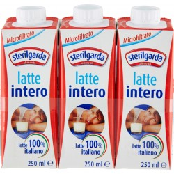 Latte sterilgarda intero 3x250 ml.