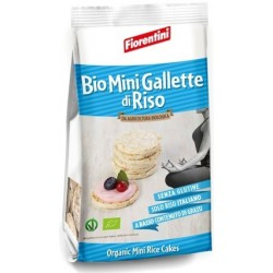 Fiorentini mini gallette riso - gr.200