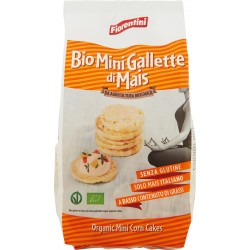 Fiorentini Bio Mini Gallette di Mais 200 gr.