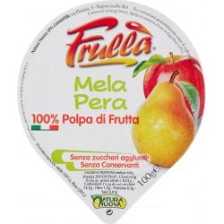 Natura frulla polpa mela/pera - gr.100