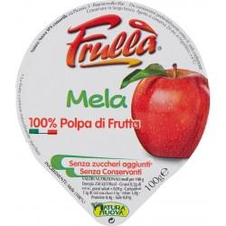 Natura frulla polpa mela - gr.100
