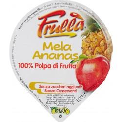 Natura frulla polpa mela/ananas - gr.100