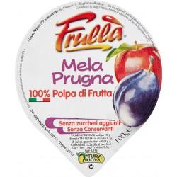 Natura frulla polpa mela/prugna - gr.100