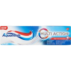 Aquafresh dentifricio multi action - ml.75